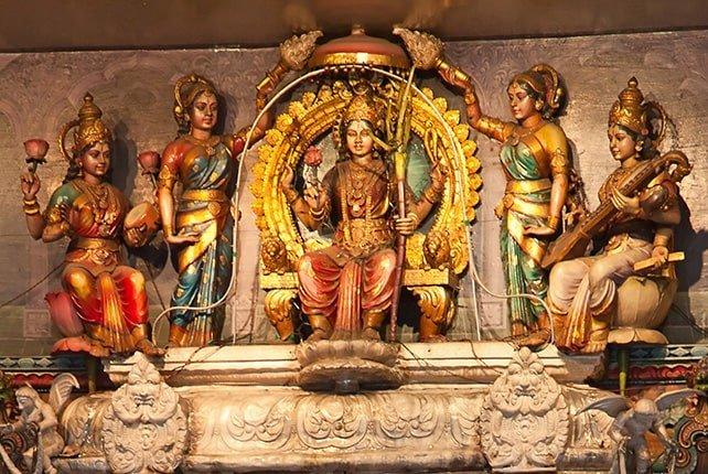 Lalitha pancharatnam