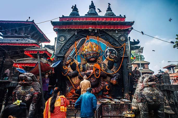 God Kalabhairava