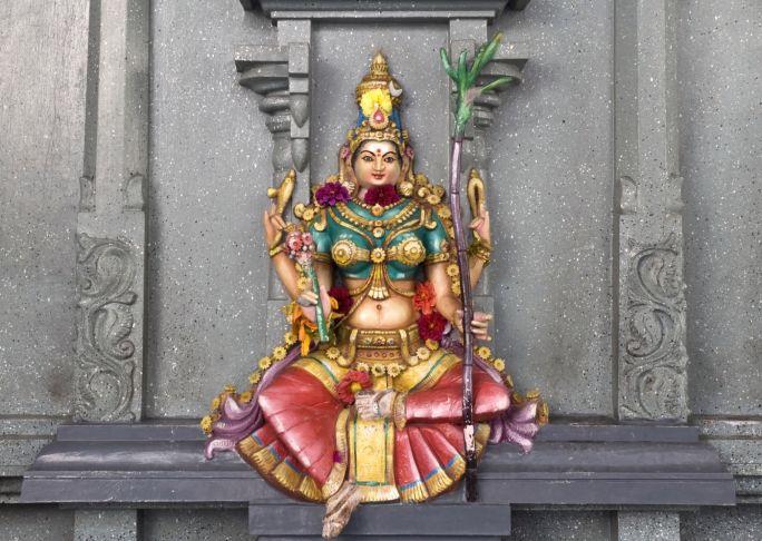 Rajarajeshwari ashtakam