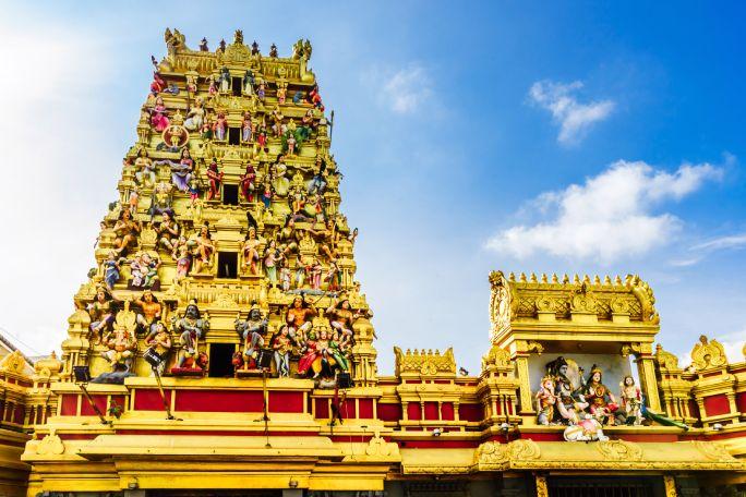 Gopuram or Temple Tower