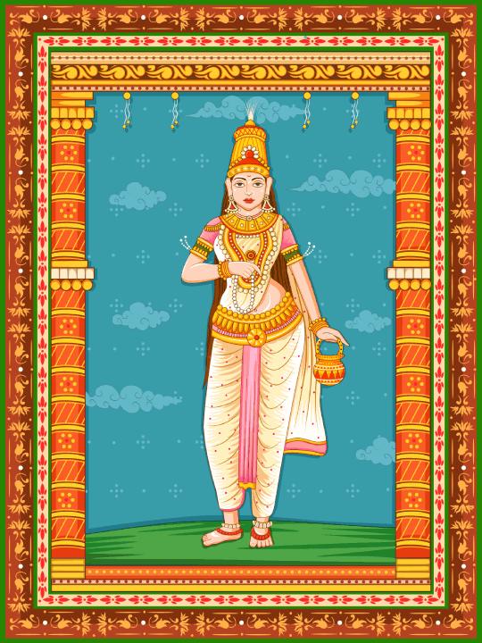 Brahmacharini Mata - one among the Navadurgas