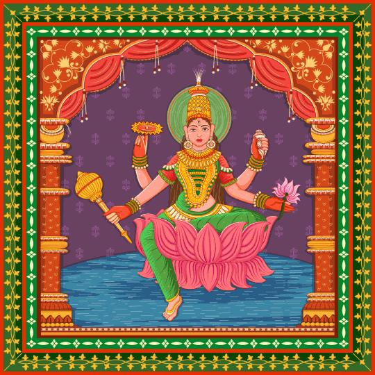 Goddess Maa Siddhidhatri Mata