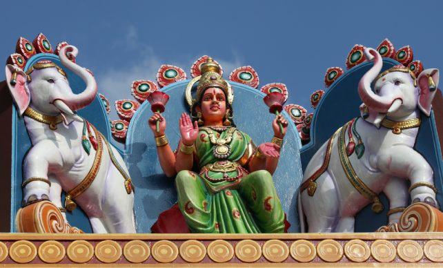 Goddess Lakshmi - Ashtalakshmi Stotram