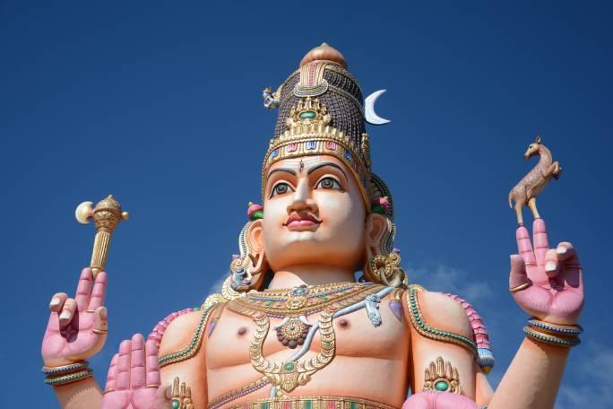 God Shiva as Chandrasekhara - Chandrasekhara Ashtakam