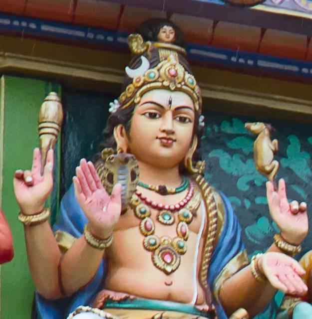 God Shiva - Margabandhu stotram