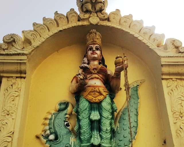 Goddess Ganga - Ganga stotram