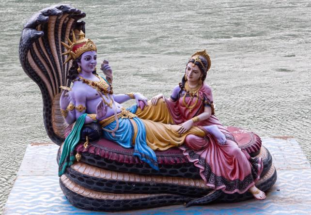 Shatpadi stotram of Lord Vishnu