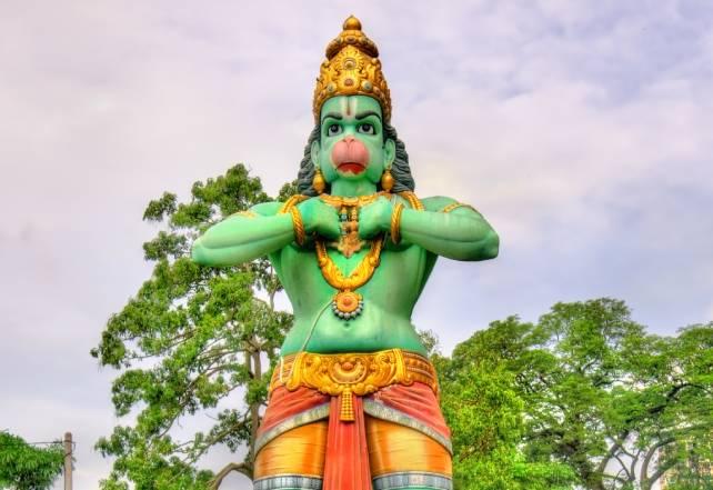 yantrodharaka hanuman stotra - Lord Hanuman