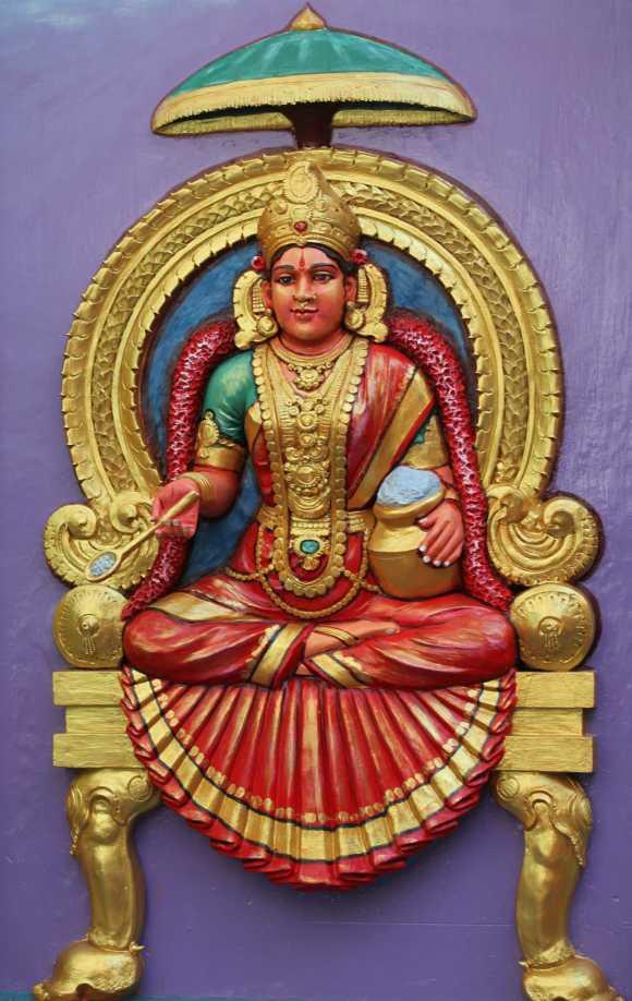 Goddess Annapurna Ashtothram - Annapurna ashtottara shatanamavali